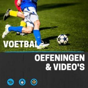 Voetbal-oefeningen