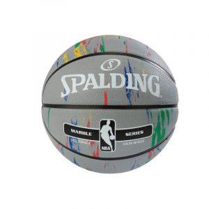 Spalding Marble serie - Grijs - Maat 7